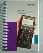 Benutzerhandbuch für HP-48SX, Deutsch, Band 1