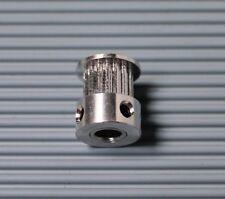 GT2 Pulley Zahnrad 16 Zähne Bohrung 4mm/5mm/6mm/6,35mm fur Riemenbreite 6mm CNC
