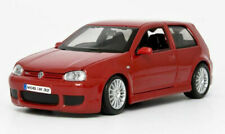 VW VOLKSWAGEN GOLF R32 1:24 scale diecast model metal die cast toy car red