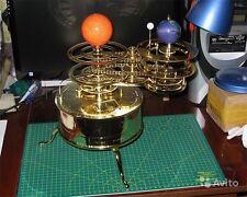 MODEL SOLAR SYSTEM TELLURIUM BY EAGLEMOSS