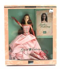 Barbie 2nd in Series GRAND ENTRANCE Doll Pink Gown Red Hair #53841 2001