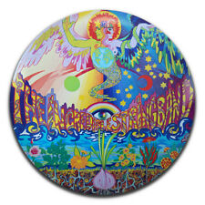 Incredible String Band Psychedelic Folk 60's 25mm / 1 Inch D Pin Button Badge