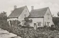 1905 - Cotswolds - Cottages At Chedworth.