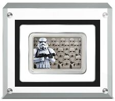 2020 Star Wars: Guards Of The Empire - Stormtrooper™ 1oz Silver Coin  *** NEW