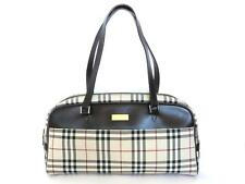 Burberry Leather Bags & Handbags for Women