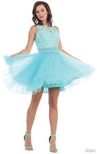 DEMURE BODICE SHORT PROM DRESSES COCKTAIL HOMECOMING SWEET 16 SEMI FORMAL DANCE