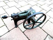(n°1 ) OLD TOOL / STEAM ENGINE,  OUTIL ANCIEN / MOTEUR A VAPEUR MOULIN JUNIOR /