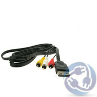 AV Video Audio Composite RCA Cable Cord for Sega Dreamcast Console A/V