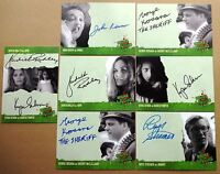 Night of the Living Dead Autograph & Foil Trading Card Selection - Unstoppable