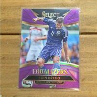 Edin Dzeko Panini Soccer Card Serie A AS Roma English NM 99 Limited