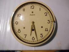 Horloge pendule en céramique junghans vintage old clock