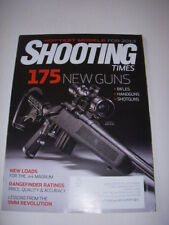 SHOOTING TIMES Magazine, May, 2013, NEW LOADS FOR THE .44 MAGNUM, 175 NEW GUNS!