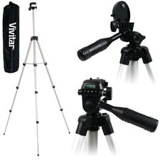 "Vivitar Lightweight 50"" Photo/Video Tripod For Fujifilm XQ1"
