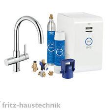 Grohe Blue Küchenarmatur Spültischarmatur 31323001 Starter Kit Tafelwasser