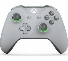 MICROSOFT Xbox One Wireless Controller - Grey - Currys