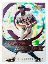 Vladimir Guerrero #4[TC] (1999 Skybox Thunder) Turbo Charged, Montreal Expos
