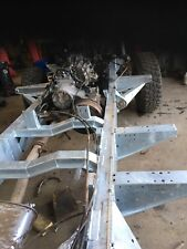 Land Rover Defender 90 300 Tdi Galvanised Chassis Replacement