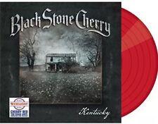 Kentucky - Black Stone Cherry - Record Ltd Ed 180g Red Vinyl & Download Card
