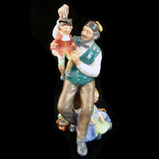"""Puppetmaker Hn2253 by Royal Doulton 8"""" tall New Boxed Never Sold made England"""