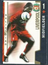 SHOOT OUT 2004-2005-LIVERPOOL-SALIF DIAO