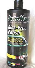 RISK-FREE POLISH by AUTO MAGIC, For Cyclo® Polisher and medium oxidation, 32 oz