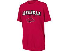 New Arkansas Razorbacks Youth Boys size XL Shirt performance polyester Colossuem