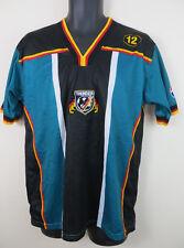 Score Thunder Soccer Shirt Jersey American Sports Maglia Skjorte Retro L Large