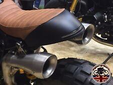 LED Light Strip Motorcycle Running / Brake / Turn Signal EC Cafe Racer Scrambler