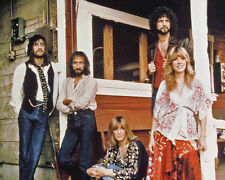 Rock Band Fleetwood Mac Glossy 8x10 Photo Music Poster Stevie Nicks Print