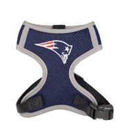 New England Patriots NFL Little Earth Productions Dog Harness Vest Sizes S-3XL