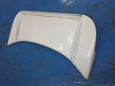 Fiberglass Wing Spoiler for an 01-05 Audi A4 4 door only quattro 1.8l turbo