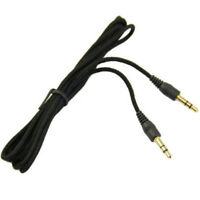3.5mm Male to Male AUX AUXILIARY Sound Stereo Audio Data Cable MP3 2/3/5M