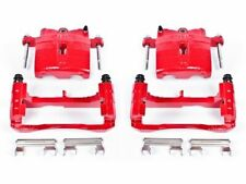 For 2007 GMC Sierra 2500 HD Classic Brake Caliper Set Rear Power Stop 53673KP