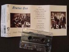 Very Good (VG) Case Rock Anthology Music Cassettes