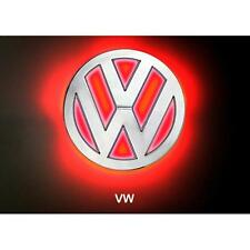LED Car Tail Logo Auto Badge Light Red Light for Volkswagen VW CC Bora 2008