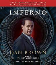 Inferno (Movie Tie-In Edition) by Dan Brown (CD-Audio, 2016)