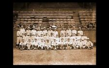 1922 New York Yankees Team PHOTO Babe Ruth, Miller Huggins POLO GROUNDS AL Champ