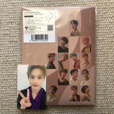SEVENTEEN JUN FALLIN' FLOWER FAN CLUB CARAT FC CD + Blu-ray + Photocard