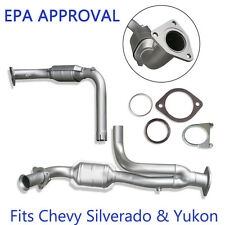 Catalytic Converter For Chevy Suburban Yukon Silverado Full Size Truck 1999-2007