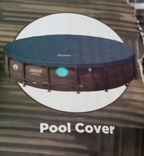 18' POOL COVER FOR COLEMAN/BESTWAY COMPATIBLE WITH INTEX