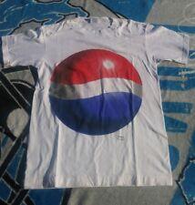 VINTAGE PEPSI GENERATION like nothing else white. Pepsi Logo t-shirt m 90's