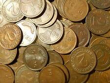 DEUTSCHES REICH GERMANY 2 reichspfennig KM#38 1924 1925 1936 choose your coin