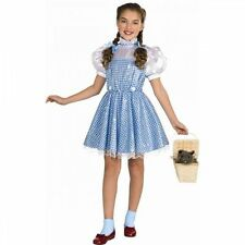 *CLEARANCE!* The Wizard of Oz Dorothy Disney Girls Sequin Fancy Dress Costume