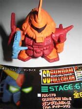 "Bandai SD Gundam Full Color Gashapon Part 6 RMS-108 ""Marasai"" BB Senshi Figure"