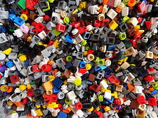 Lego lot of 500 pieces Small Detail finishing Pieces Mix Colors 1x1s