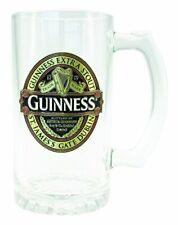 More details for guinness tankard with guinness classic collection red and black label design