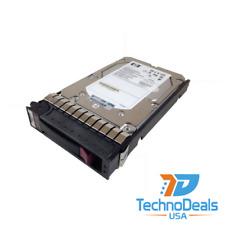 hp AJ872A 495808-001 AJ872B 600GB 15K M6412 3.5'' fibre channel hard drive