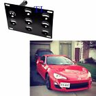 Front Bumper Tow Hook License Plate Bracket For Scion FR-S Subaru WRX Impreza