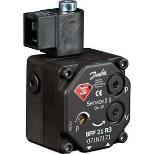 Ölbrennerpumpe BFP 21R3 Danfoss 071N7171