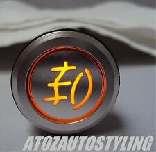 Savage Latching Push Button FRONT FOG Switch *AMBER LED* <<EXCLUSIVE>>